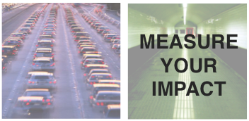 commuting measure your impact