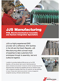 JJS Manufacturing key facts