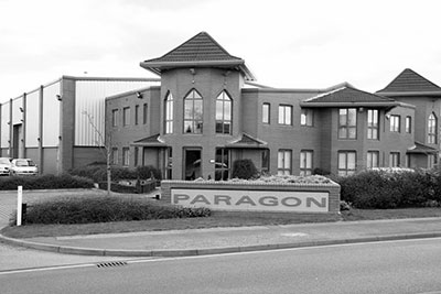 Paragon the beginnings