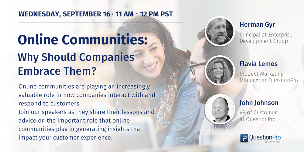 QuestionPro_Online_Communities_Webinar1_Sep_15