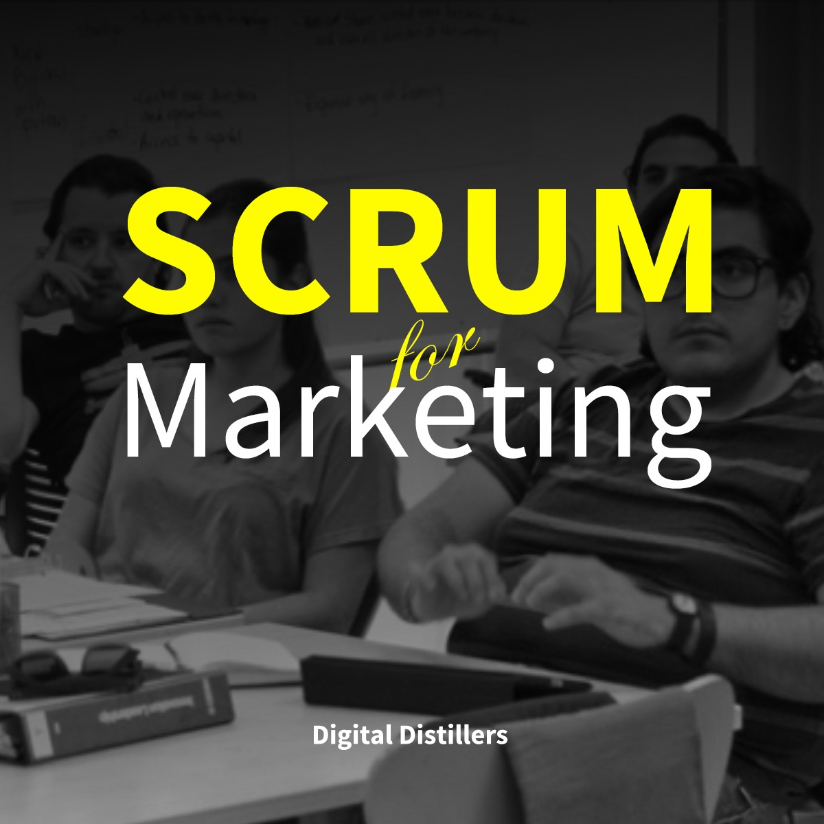 Scrum for Marketing