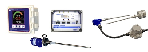 Auburn Systems Triboelectric Particulate Monitors