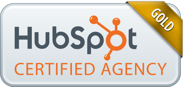 hubspot certified agency gold partner