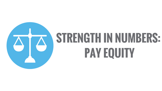 strength in numbers pay equity