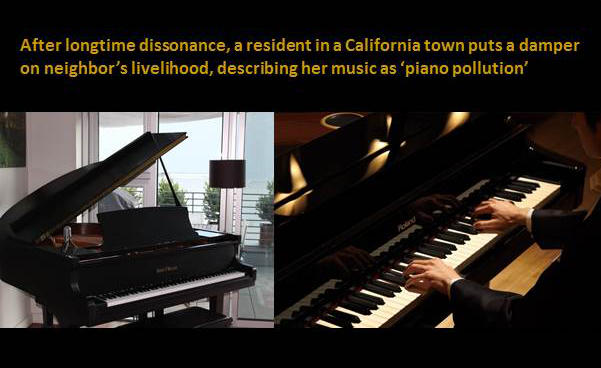 Blog California Resident Says Pianoi Music Noise pollution