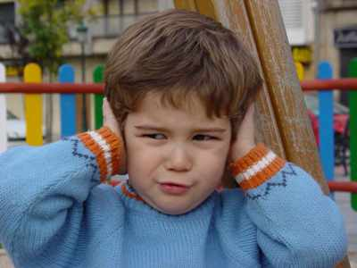 noise harmful to children