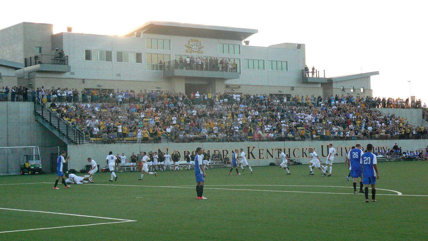 Norhtern Kentucky University soccer complex