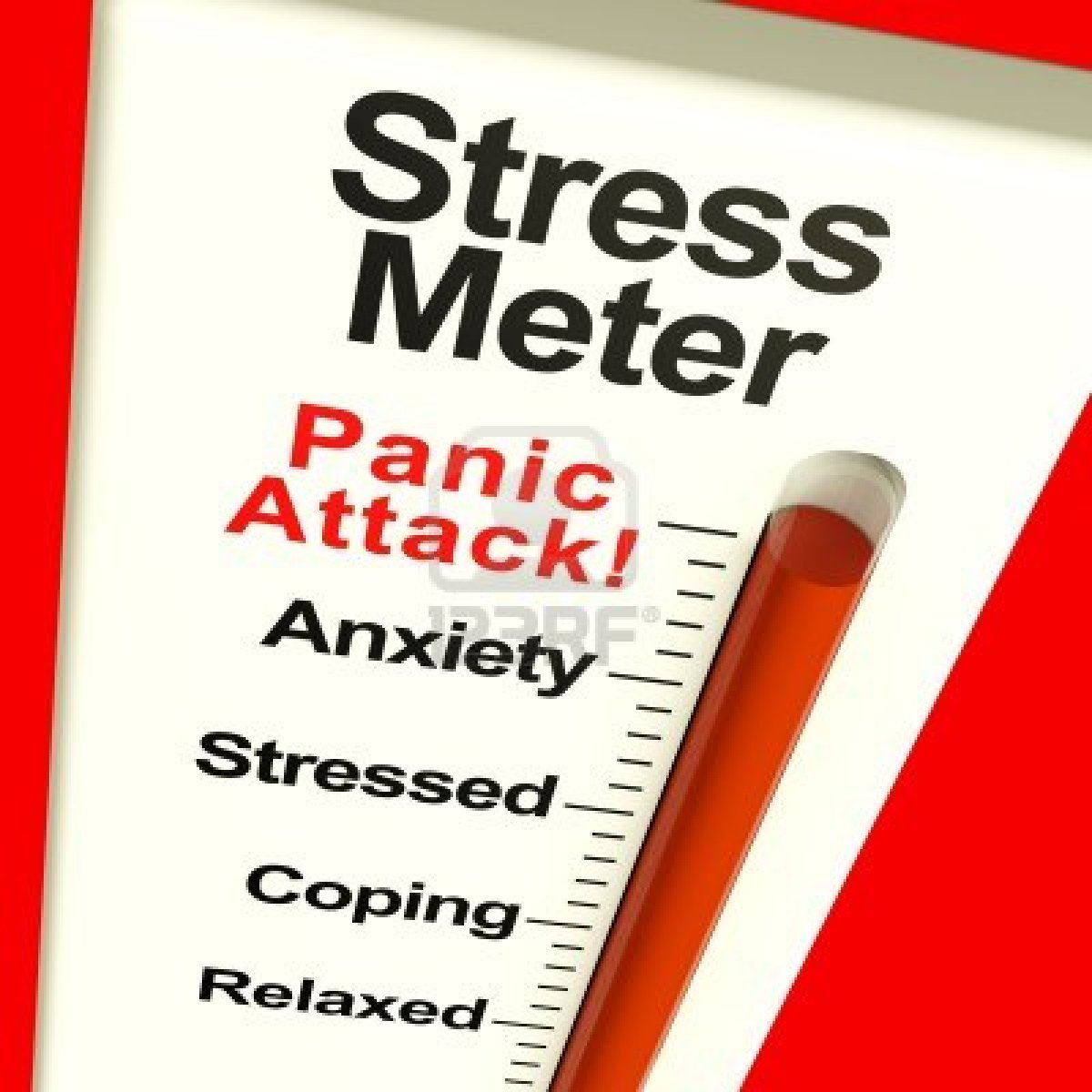Stress Level Meter : Electrical mini projects ideas for engineering students