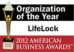 LifeLock, Organization of the Year