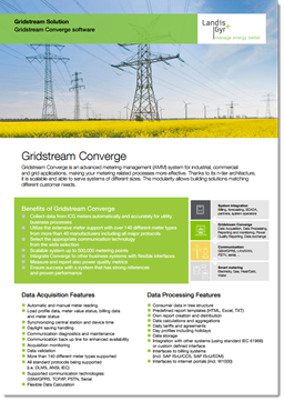 Gridstream® Converge