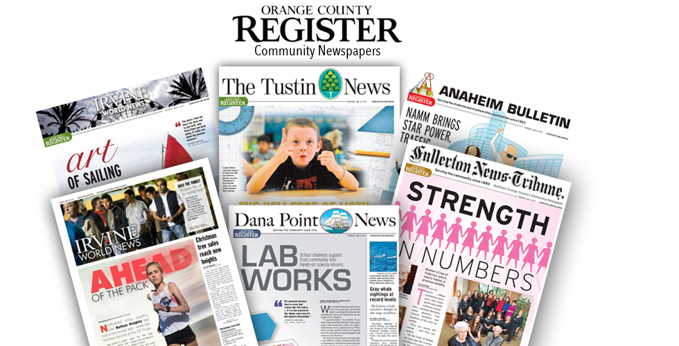 OC Register Community Newspapers Media Kit