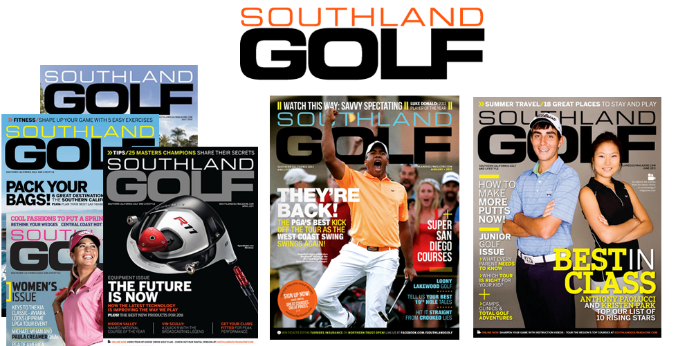 Southland Golf Media Kit