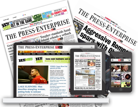 Press Enterprise Media Kit