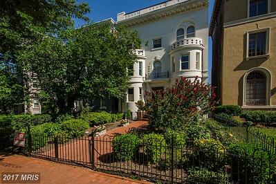 JUST REDUCED: Gorgeous Beaux Arts Building in Capitol Hill D.C.