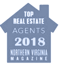 Top Real Estate Agents 2018 Logo