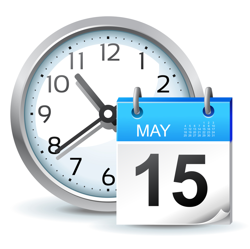 Часы и календарь для сайта