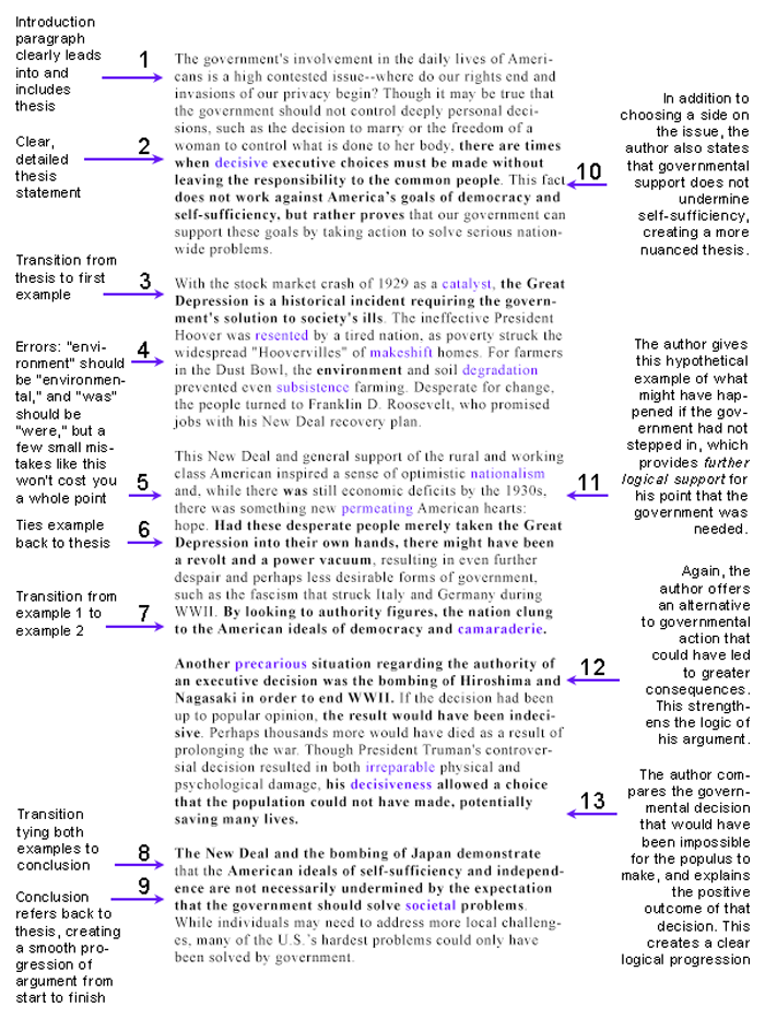 example of simple research paper