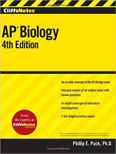 ap bio review book