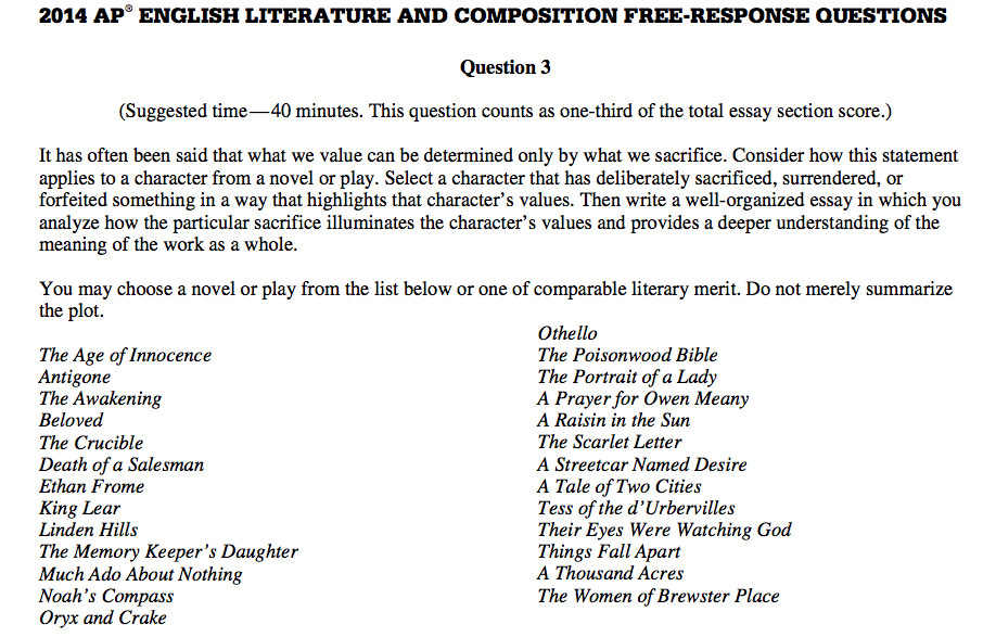 Pay To Do Classic English Literature Essay