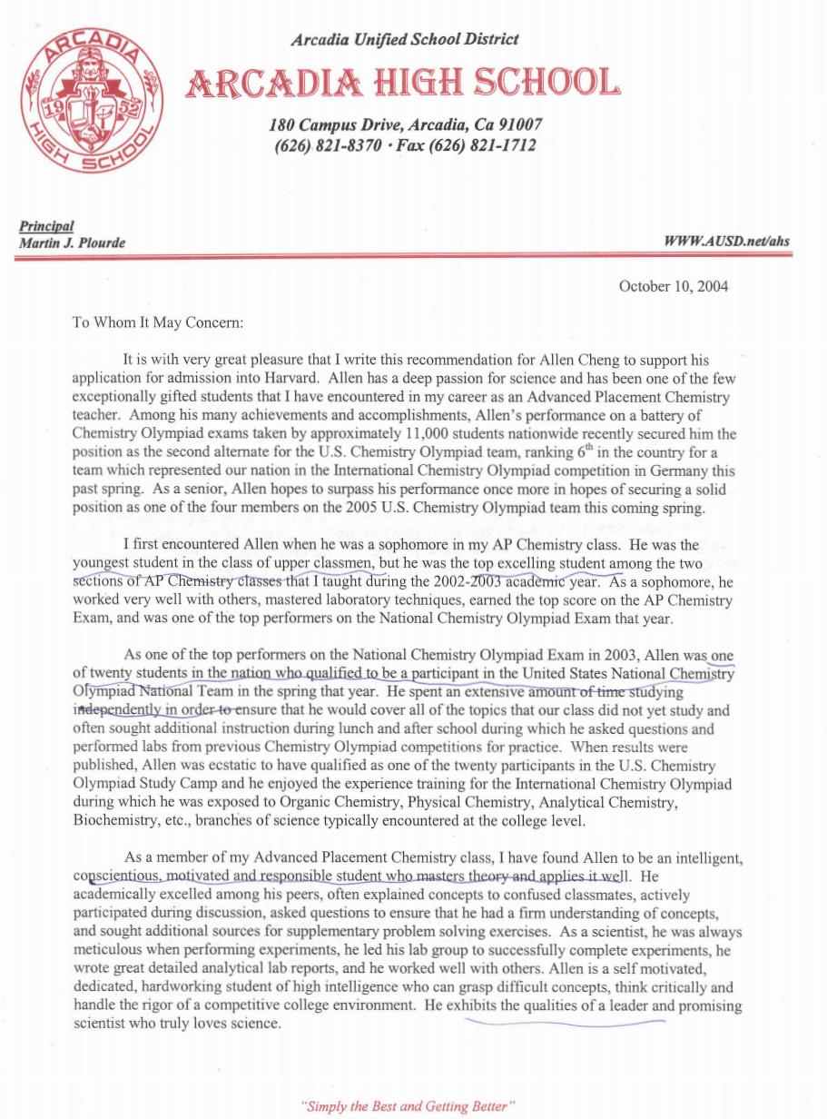 Reference Letter Sample Harvard Cover Letter Samples Harvard ...