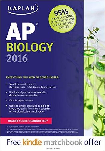 Best AP Biology Books_CrackAP.com