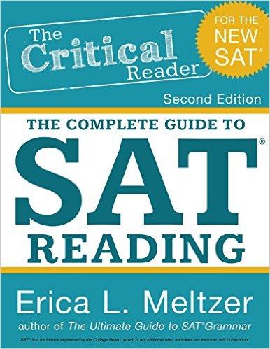 sat essay prep books