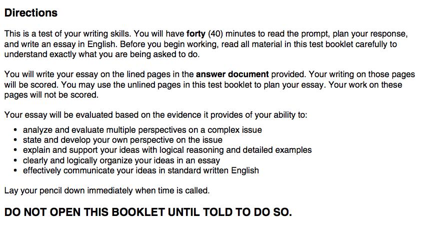 Toefl Essay Writing | Resume CV Cover Letter