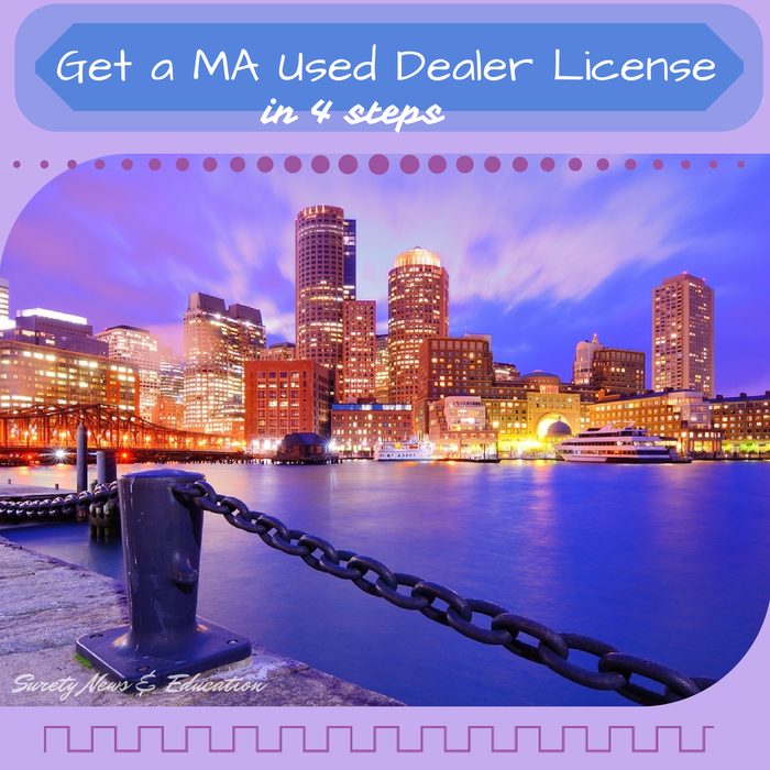 MA Used Vehicle Dealer Bond