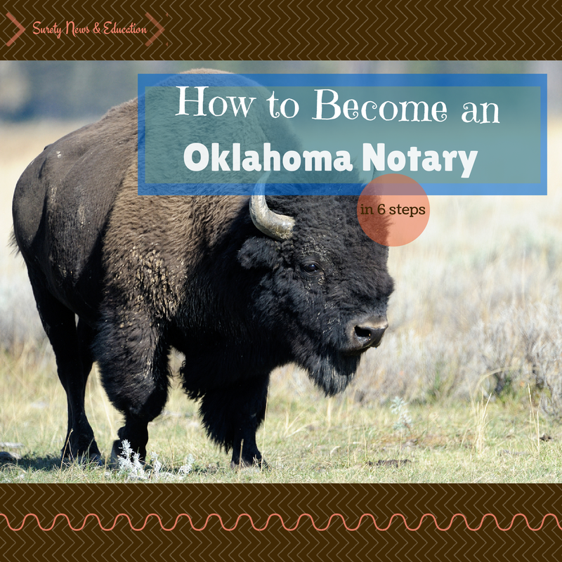 How to Become a Notary in Oklahoma