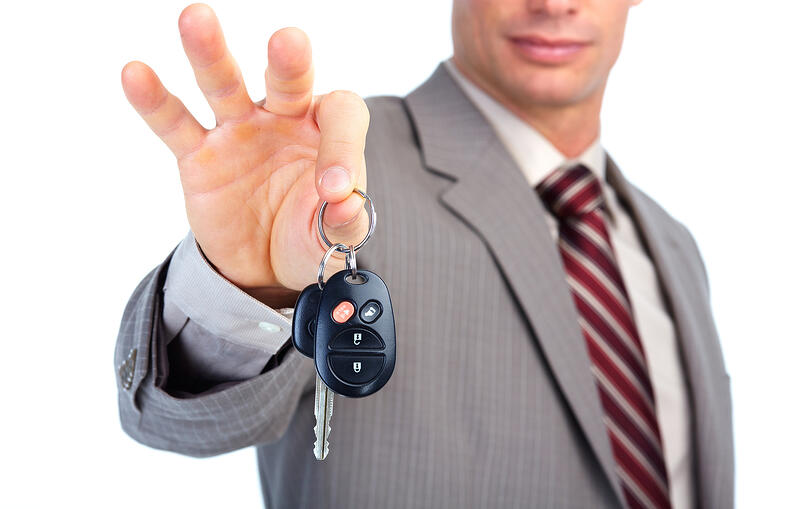 Buying a use car with paperless title?