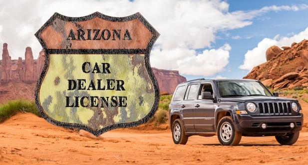 Az Car Registration: How To Get A Wholesale Car Dealer License In Arizona