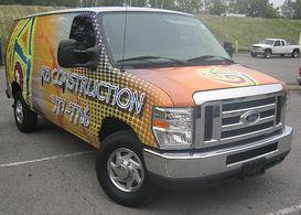 Vehicle Wraps Amp Graphics 12 Point Signworks Franklin