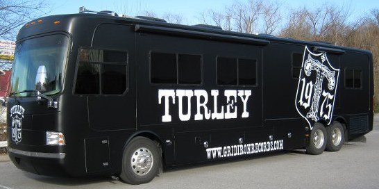 Bus wrap and vehicle graphics