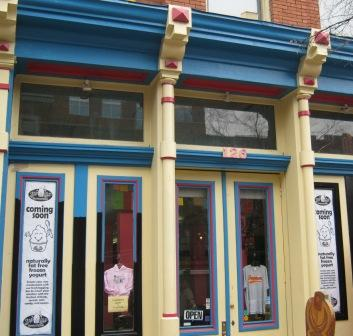 exterior yogurt shop Nashville