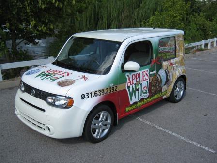 Trailer Truck Van Graphics Amp Wraps Franklin