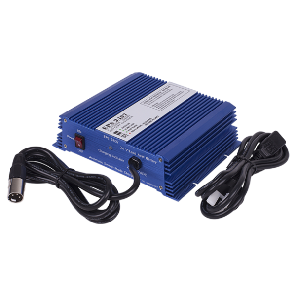 Convection Cooled Battery Charger