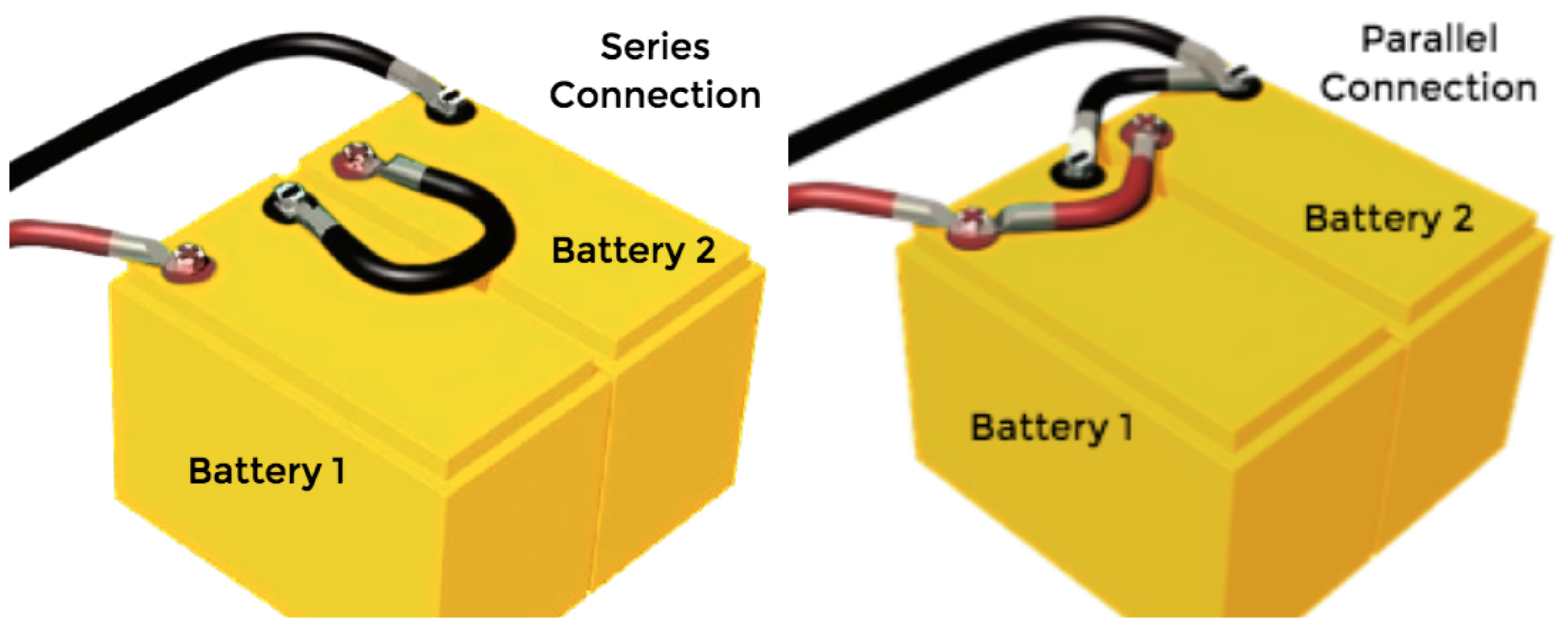 Series v Parallel Connection