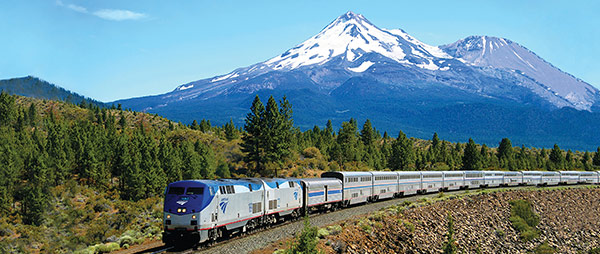 Alaska Cruise & West Coast Train Tour