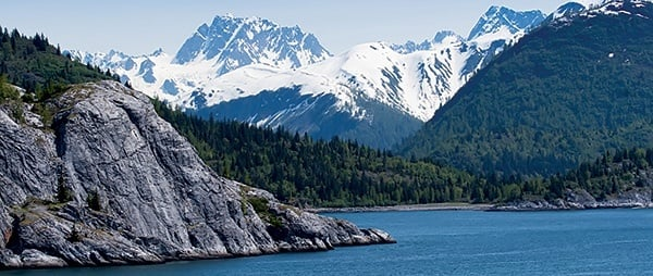 Grand Alaskan Cruise & Tour