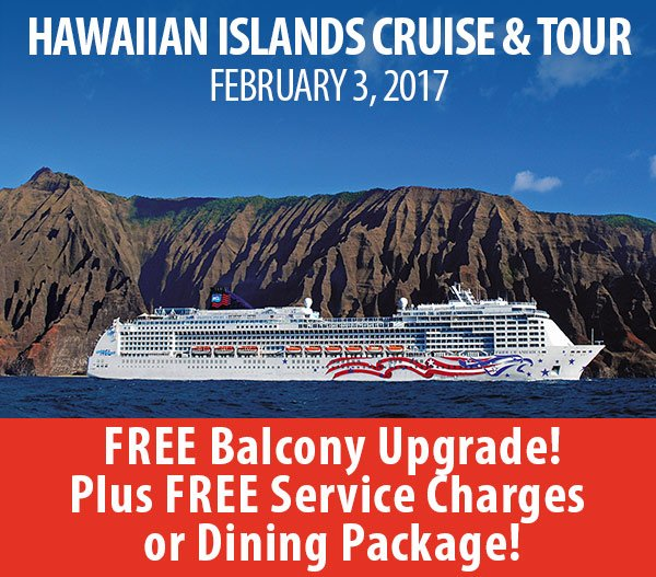 Affordable Hawaiian Islands Cruise And Tour In February - Hawaiian islands cruise