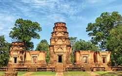 Thailand, Laos, Cambodia & Vietnam