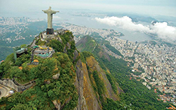 Alluring South America