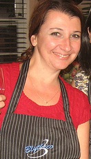 Apryl Hanson - Blytheco Director of Client and Partner Relationships Cook Off Picture