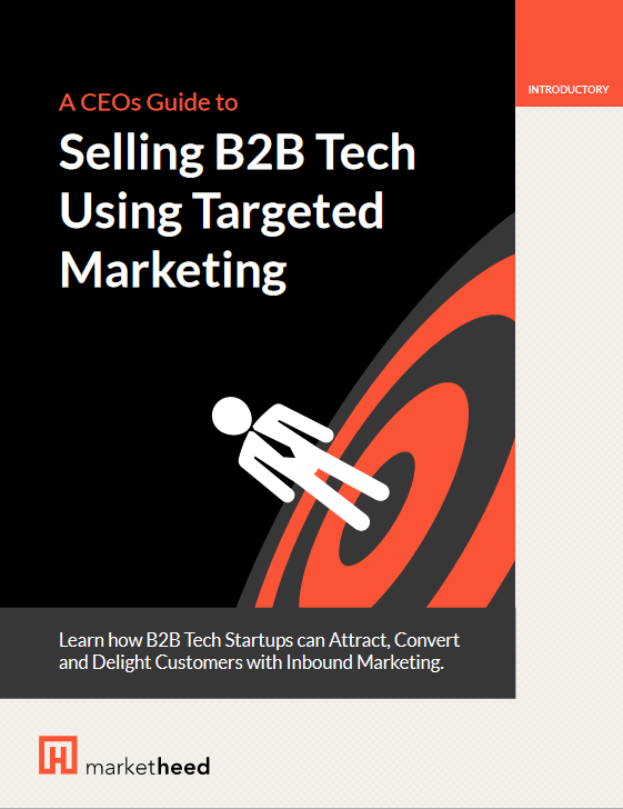 Selling B2B Tech Using Targeted Marketing