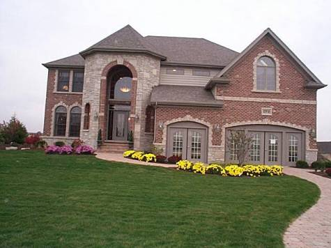 The advantages of brick and stone siding for Home exterior design brick and stone