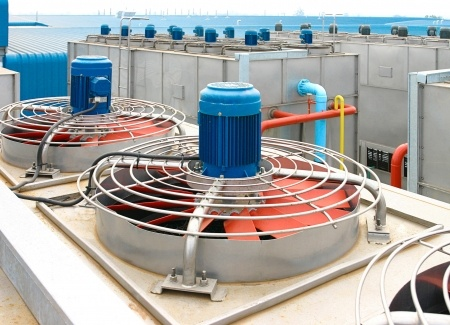 Cleaning Your Cooling Tower