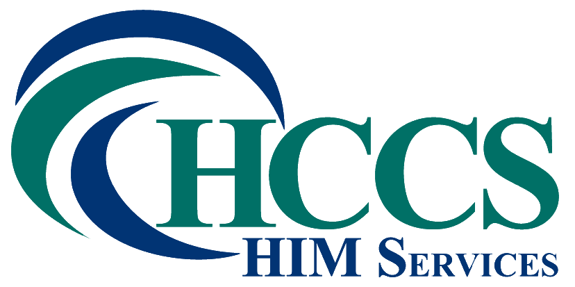 HCCS HIM Services Logo