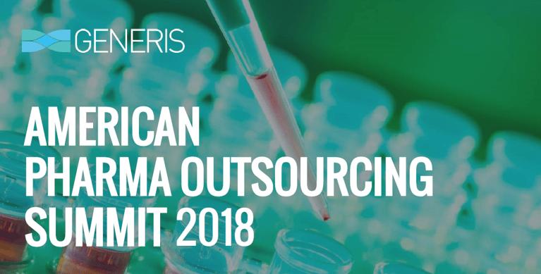 Generis American Pharma Outsourcing Summit
