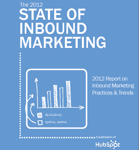 State of Inbound Marketing 2012