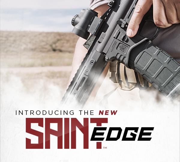 The New SAINT Edge